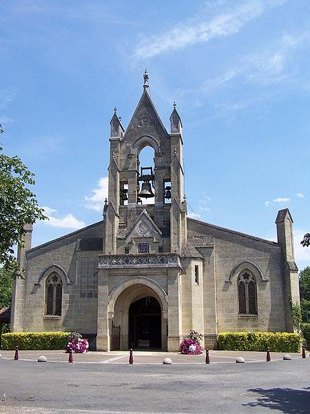Photo du Monument Historique Eglise Saint-Symphorien situé à Saint-Symphorien