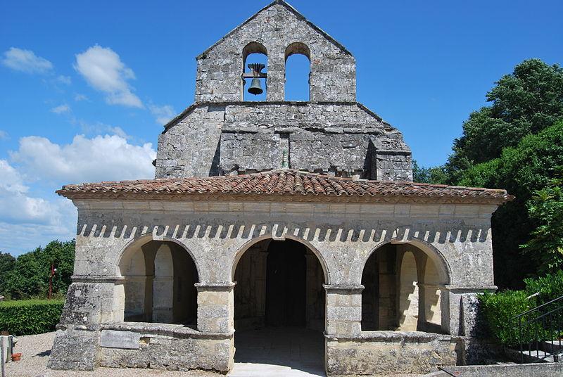 Photo du Monument Historique Eglise Sainte-Florence situé à Sainte-Florence