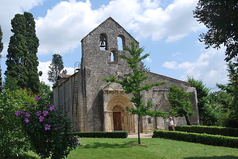 Photo du Monument Historique Eglise paroissiale Sainte-Radegonde situé à Sainte-Radegonde