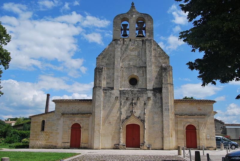 Photo du Monument Historique Eglise Saint-Alexis situé à Sainte-Terre