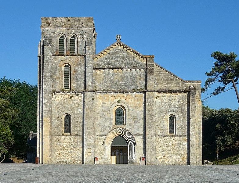 Photo du Monument Historique Eglise Notre-Dame de la Fin-des-Terres situé à Soulac-sur-Mer