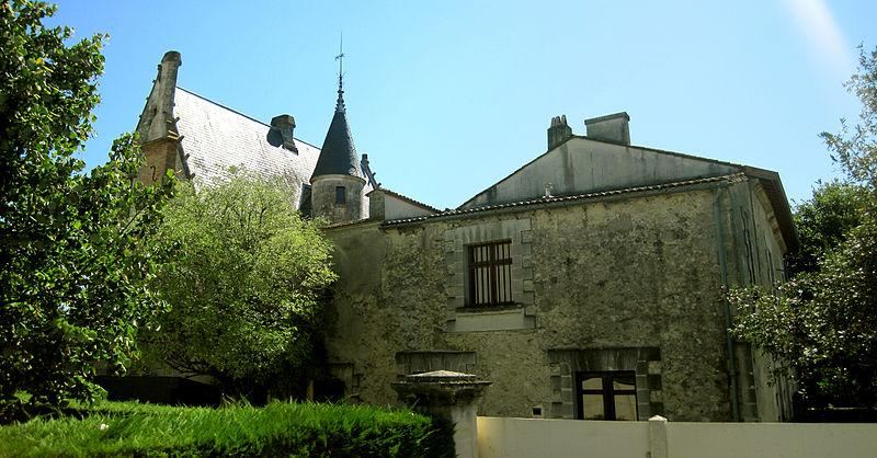 Photo du Monument Historique Château dit du Prince Noir situé à Talence