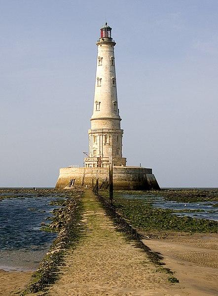 Photo du Monument Historique Phare de Cordouan situé à Le Verdon-sur-Mer