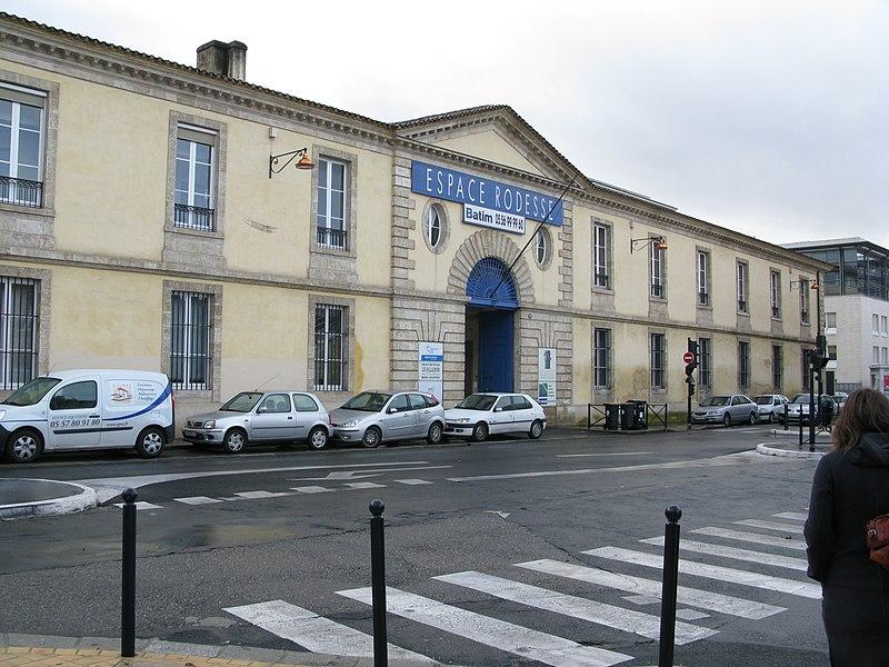 Photo du Monument Historique Ancienne Manufacture des Tabacs situé à Bordeaux
