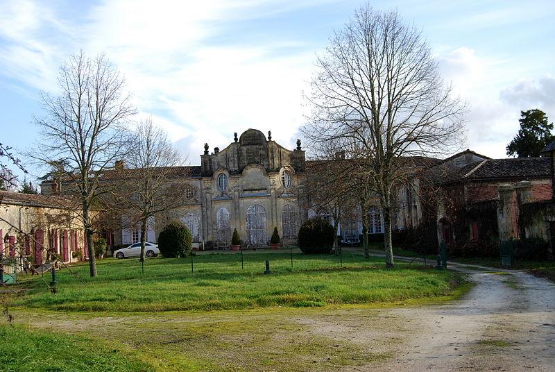 Photo du Monument Historique Château de Beauséjour situé à Fargues-Saint-Hilaire