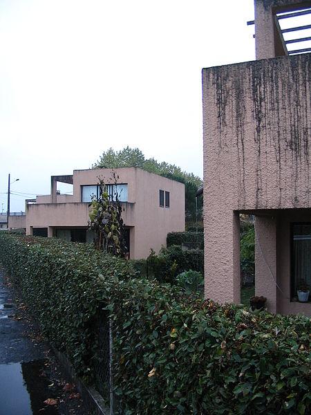Photo du Monument Historique Maison du lotissement Le Corbusier situé à Lège-Cap-Ferret