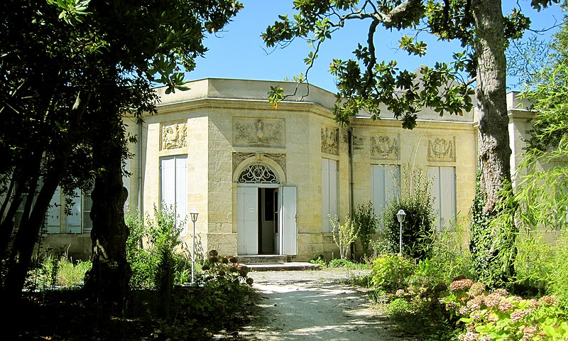 Photo du Monument Historique Presbytère situé à Talence