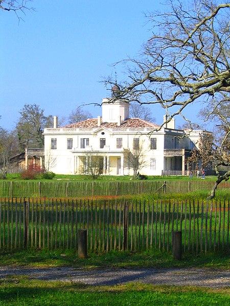 Photo du Monument Historique Domaine de Certes situé à Audenge