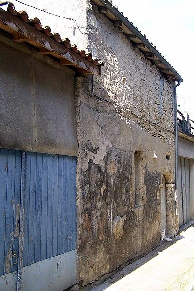 Photo du Monument Historique Maison situé à Monségur