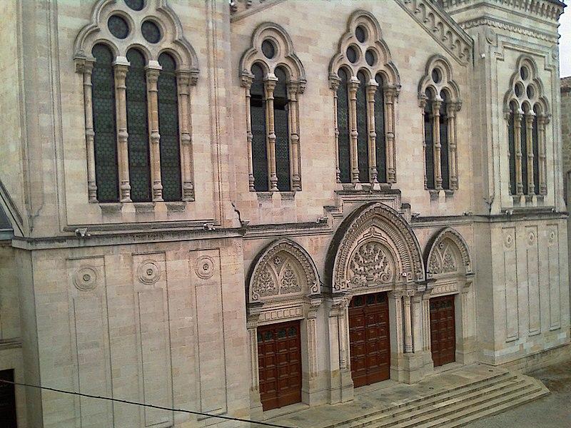 Photo du Monument Historique Synagogue situé à Bordeaux