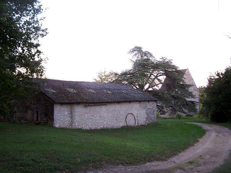 Photo du Monument Historique Château de Sauvagnac situé à Romagne