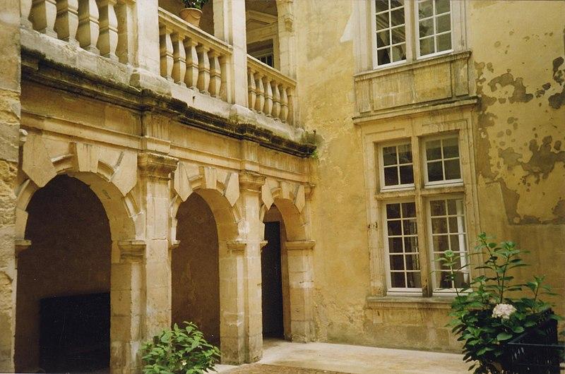 Photo du Monument Historique Ancienne mairerie situé à Bordeaux