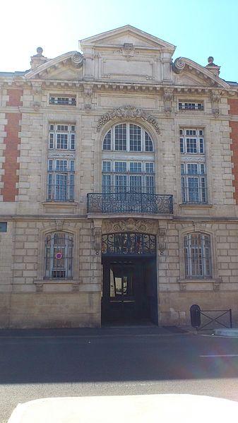 Photo du Monument Historique Distillerie Sécrestat, actuellement musée Goupil situé à Bordeaux