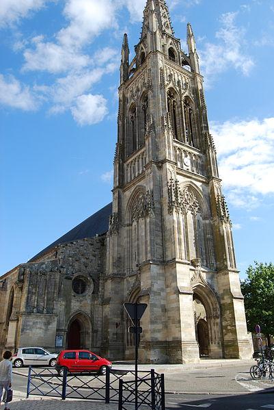 Photo du Monument Historique Eglise Saint-Jean situé à Libourne