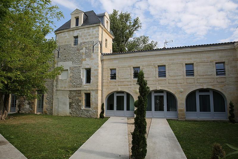 Photo du Monument Historique Ancien prieuré de Bardanac situé à Pessac