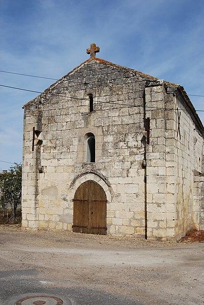 Photo du Monument Historique Chapelle Saint-Nicolas situé à Génissac
