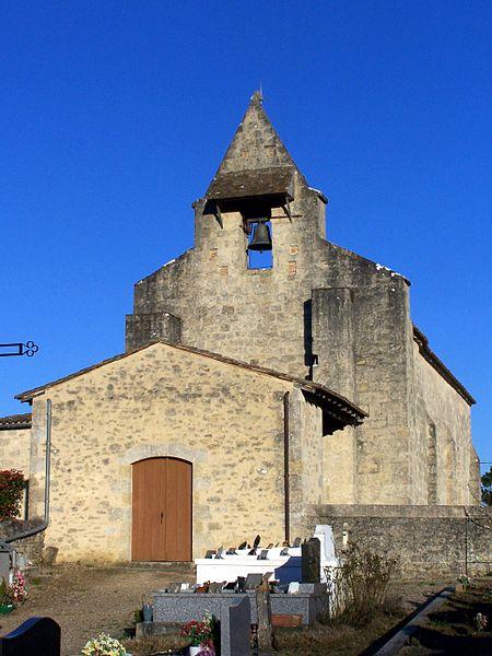 Photo du Monument Historique Eglise Saint-Jean situé à Roquebrune