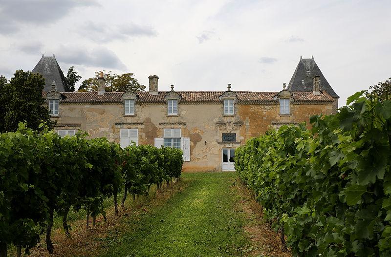 Photo du Monument Historique Château Péconet situé à Quinsac