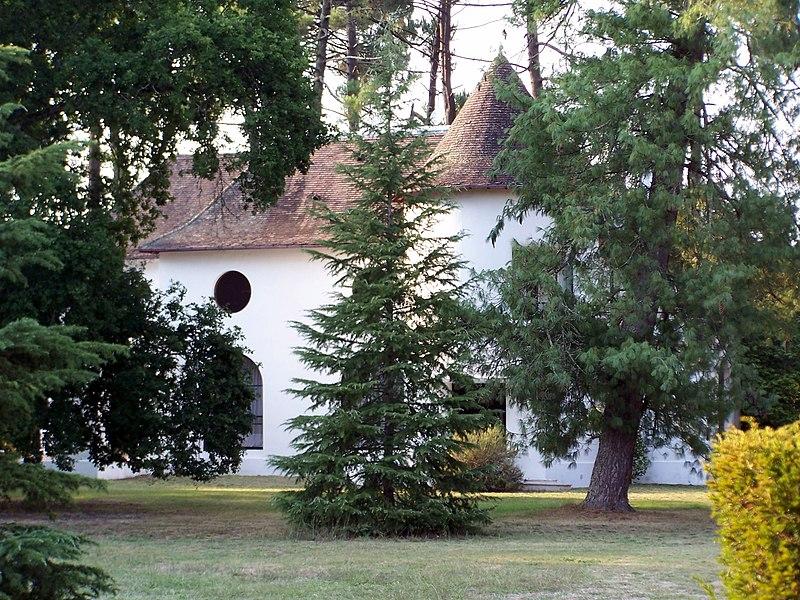 Photo du Monument Historique Maison Siclis, ancien castel Martchiot situé à Saint-Symphorien