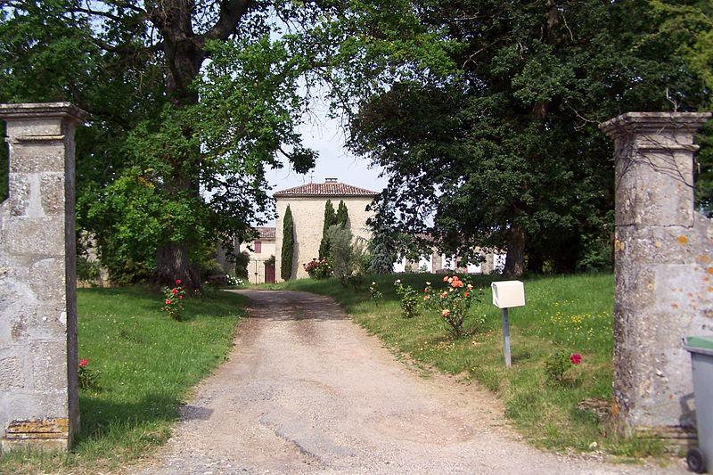 Photo du Monument Historique Maison du Domaine de Bonsol situé à Les Esseintes