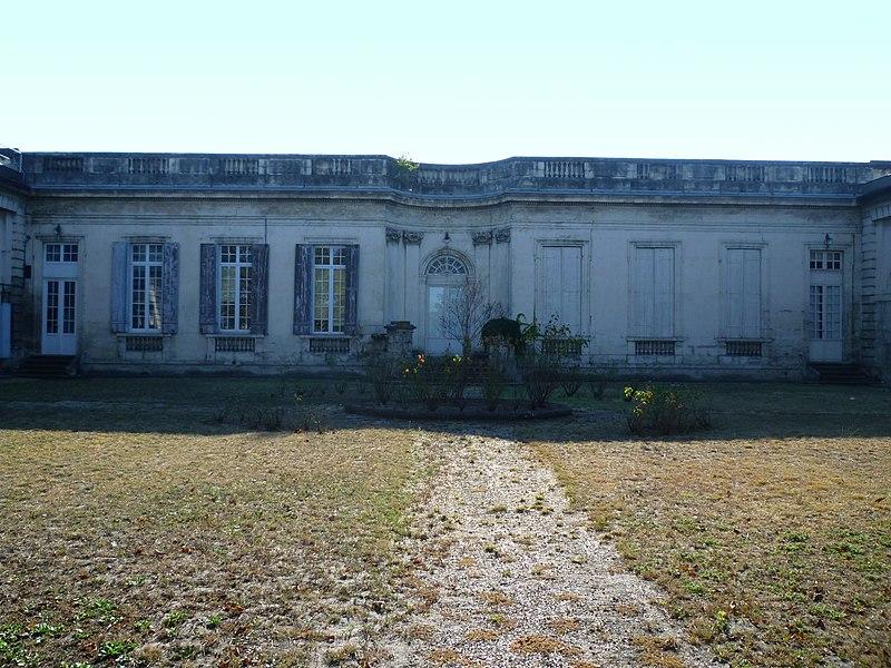 Photo du Monument Historique Ancien domaine de Lachaise situé à Bègles