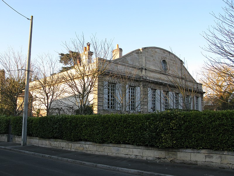 Photo du Monument Historique Chartreuse le Caoulet situé à Bordeaux