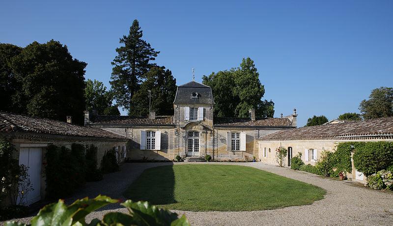 Photo du Monument Historique Château Belin situé à Léognan