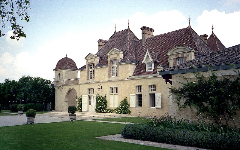 Photo du Monument Historique Château Rauzan-Ségla situé à Margaux
