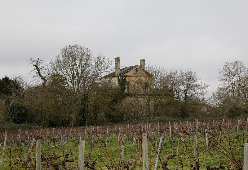 Photo du Monument Historique Château Bernones situé à Cussac-Fort-Médoc