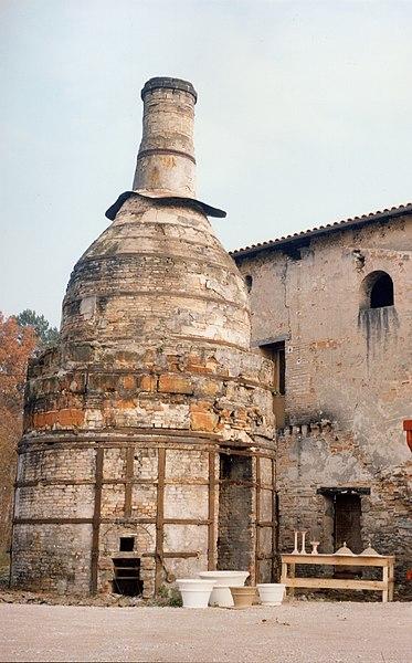 Photo du Monument Historique Fours  bouteille situé à Gradignan