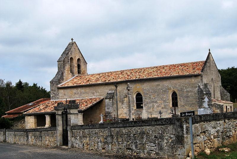Photo du Monument Historique Eglise Notre-Dame situé à Espiet