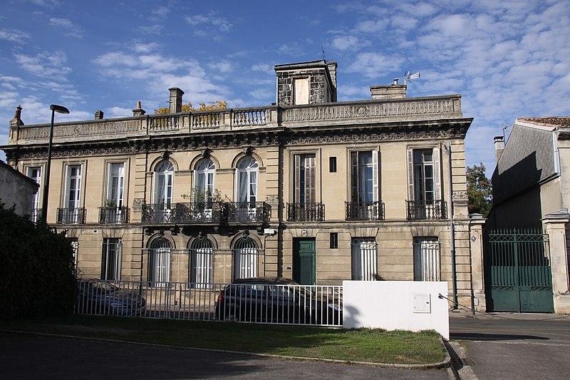 Photo du Monument Historique Fontaine situé à Bordeaux