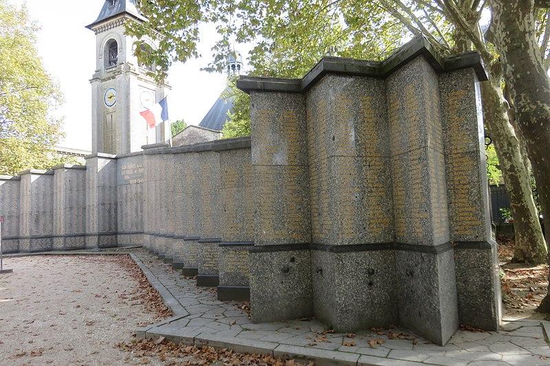 Photo du Monument Historique Monument aux Morts de la guerre 14-18 situé à Bordeaux