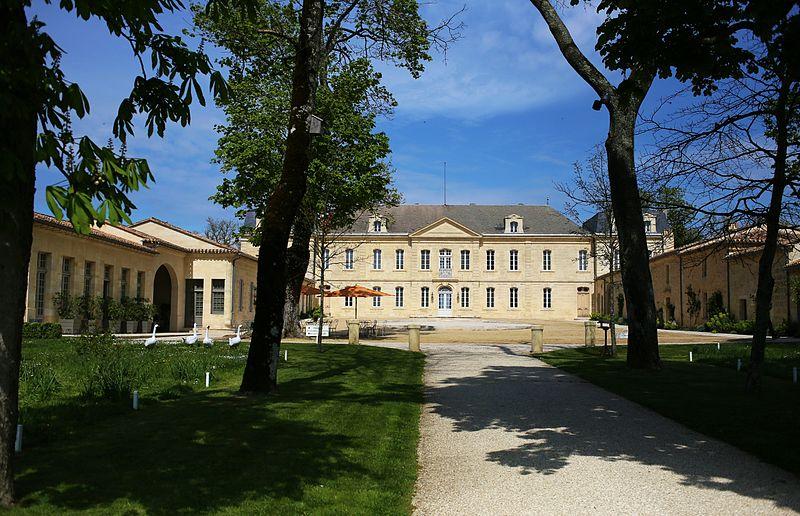 Photo du Monument Historique Château Soutard situé à Saint-Emilion