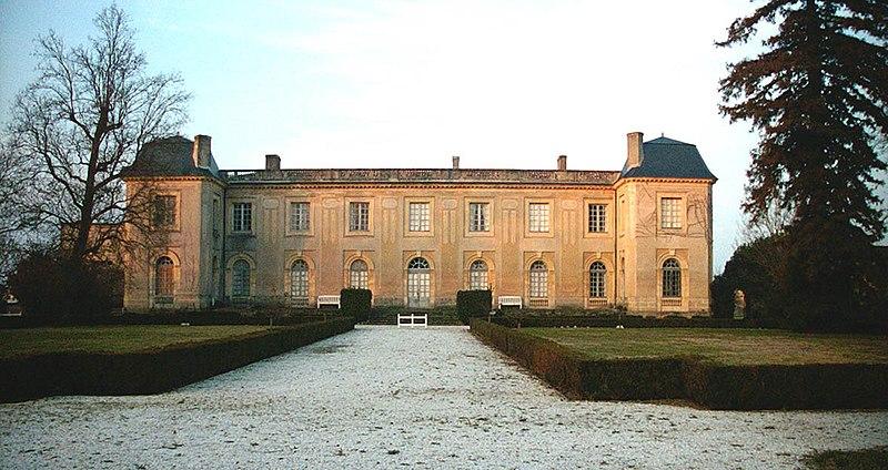 Photo du Monument Historique Château Nairac situé à Barsac