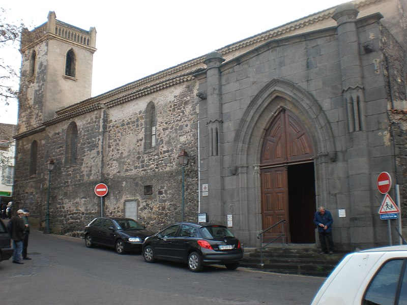 Photo du Monument Historique Ancienne église Saint-André situé à Agde