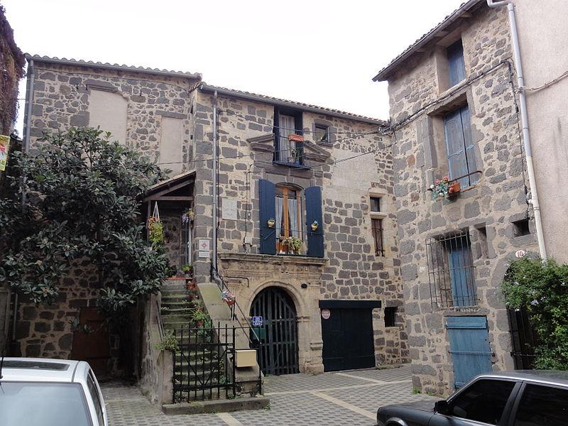 Photo du Monument Historique Hôtel de Viguier-Guérin situé à Agde