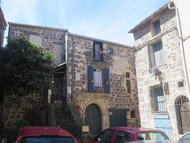 Photo du Monument Historique Maison Renaissance situé à Agde