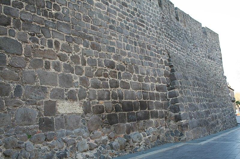 Photo du Monument Historique Anciens remparts situé à Agde