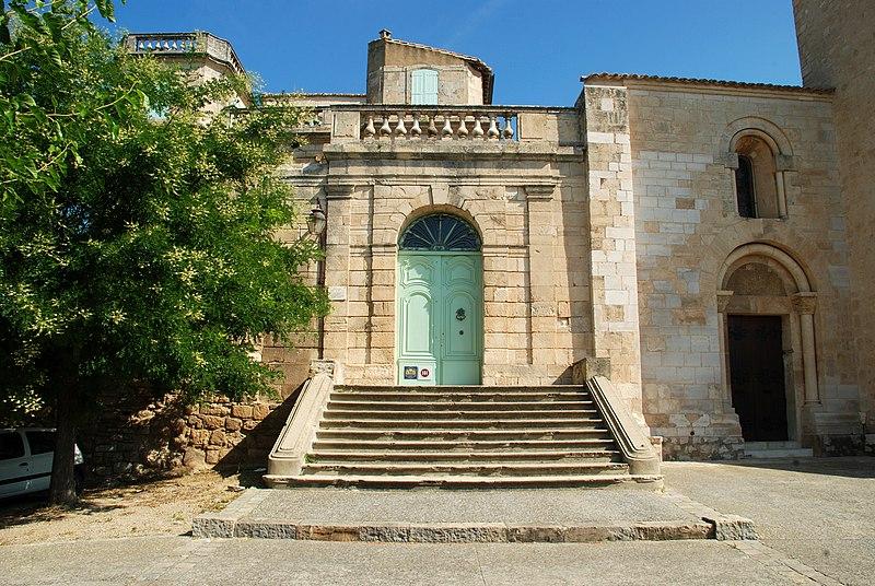 Photo du Monument Historique Ancien château situé à Assas