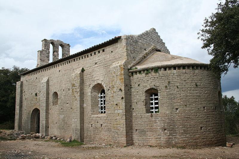 Photo du Monument Historique Chapelle Saint-Martin-du-Cardonnet situé à Aumelas