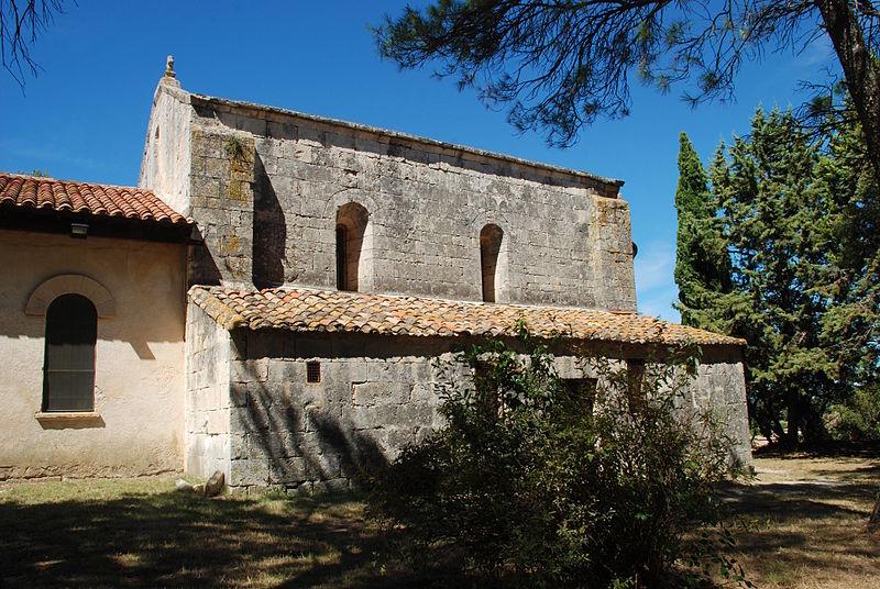 Photo du Monument Historique Chapelle Notre-Dame de la Pitié situé à Beaulieu
