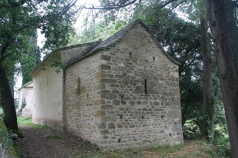 Photo du Monument Historique Chapelle Saint-Raphaël de la Bastide situé à Bédarieux