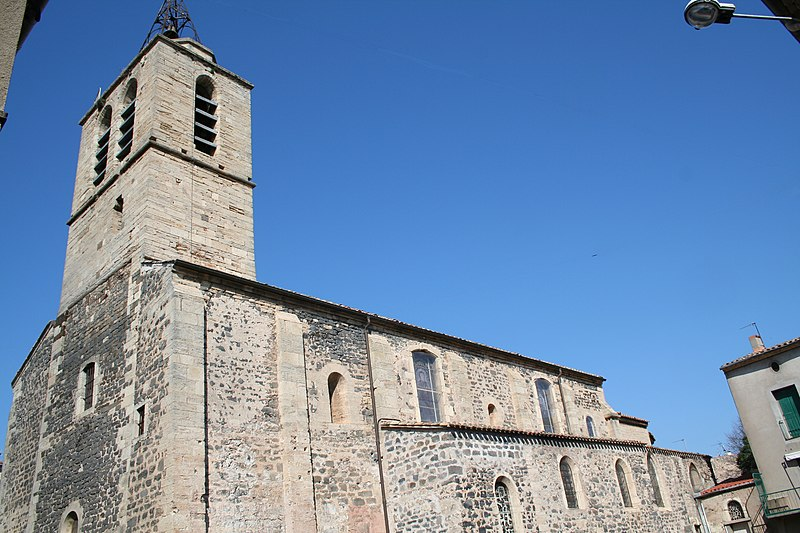 Photo du Monument Historique Eglise paroissiale Saint-Pierre situé à Bessan