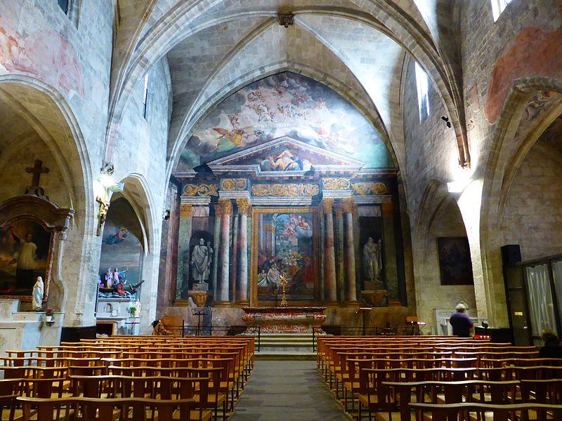Photo du Monument Historique Chapelle des Pénitents Bleus situé à Béziers