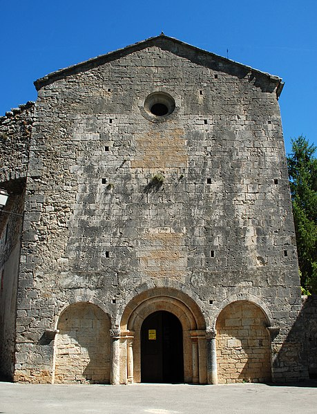 Photo du Monument Historique Eglise Saint-Nazaire et Saint-Celse situé à Brissac
