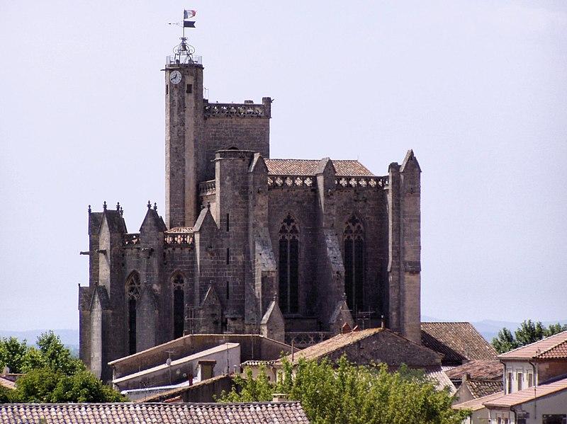 Photo du Monument Historique Eglise Saint-Etienne situé à Capestang