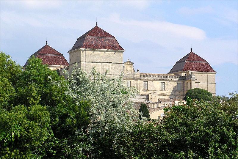 Photo du Monument Historique Domaine de Castries situé à Castries