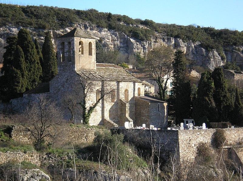 Photo du Monument Historique Eglise paroissiale Notre-Dame situé à La Caunette