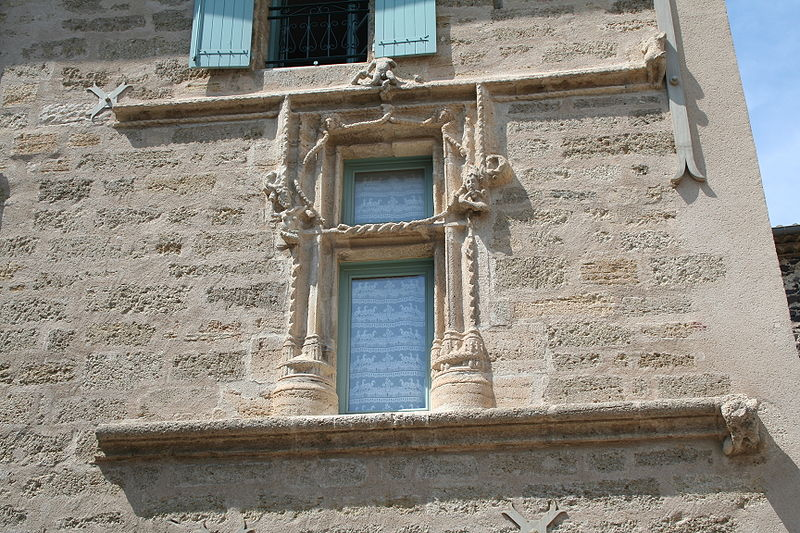 Photo du Monument Historique Maison situé à Caux